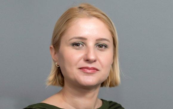 Georgiana Tamazlicaru
